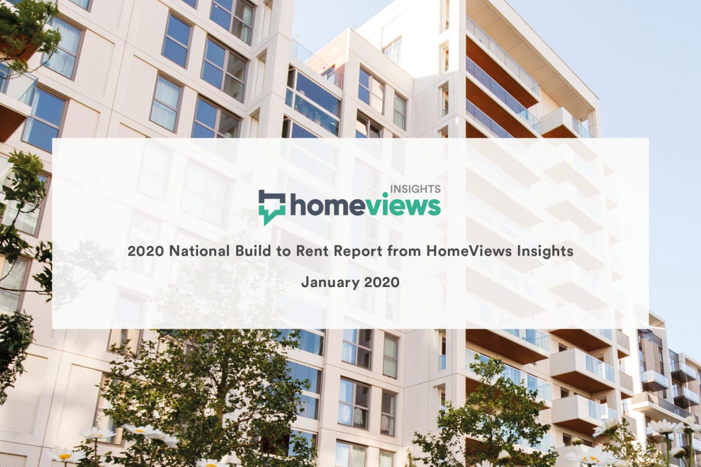 2020 National Build to Rent Report from HomeViews Insights