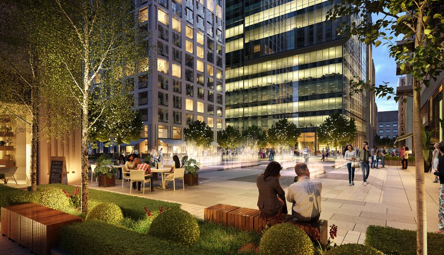 Image of One Casson Square, SE1