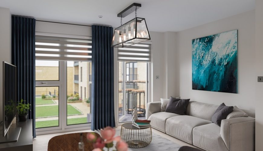 Image of Queensbury Square, NW9