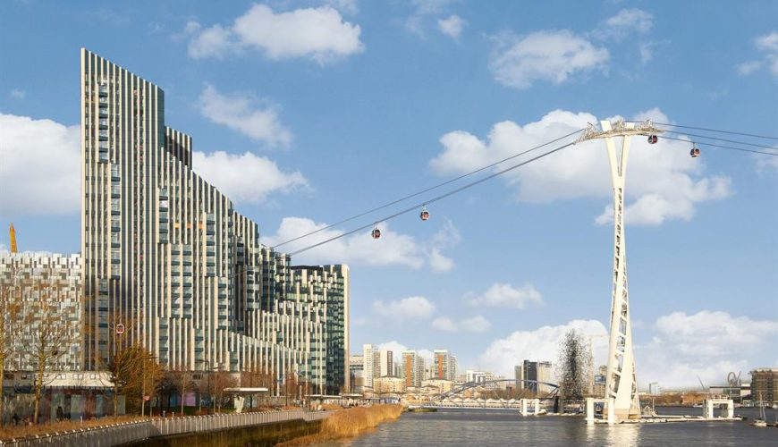 New build developments for sale in London this month