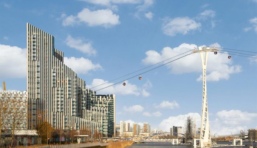 New build developments for sale in London