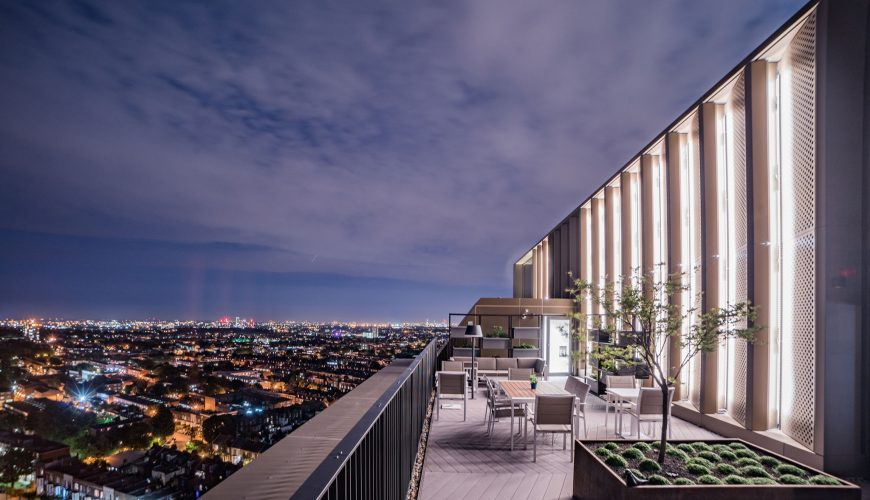 Young professional accommodation: London's 10 highest-rated