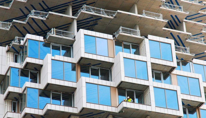 Global crises: How future-proof are London's new homes?