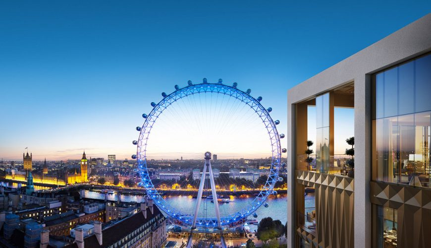 Best views in London from 20 stunning riverside homes