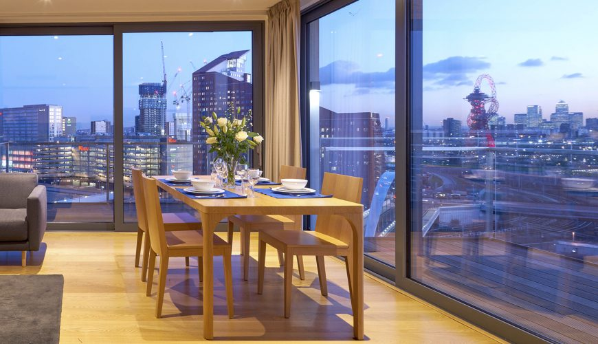 Top 10 Stratford apartments according to residents
