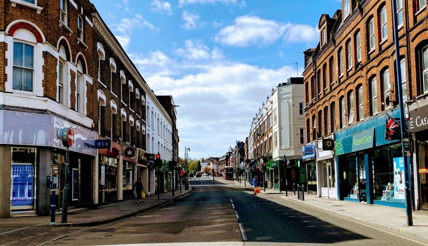Top 5 places to live in Putney