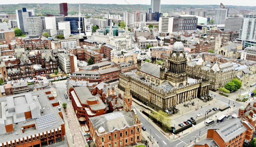 New homes in Leeds rated UK's best for location