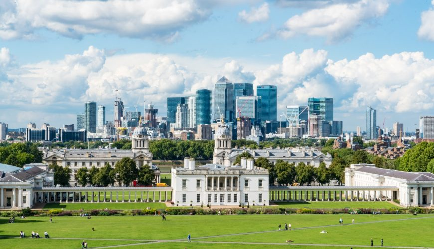 Top 10 places to live in Greenwich