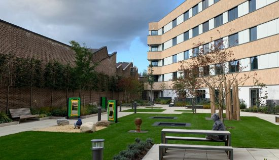 User submitted image of Charter Place, TW3