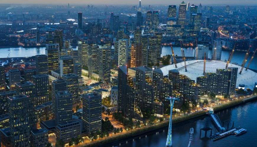 Property investment London: 14 development hotspots for future growth