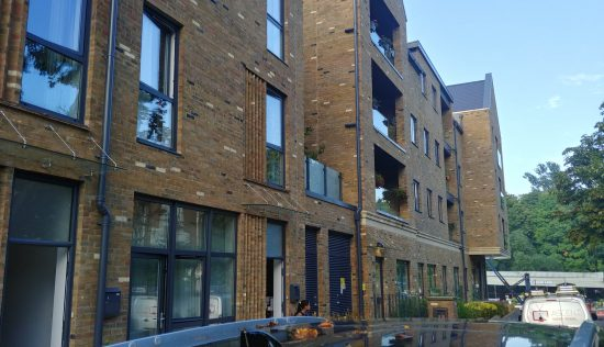 User submitted image of Lion Wharf, TW7