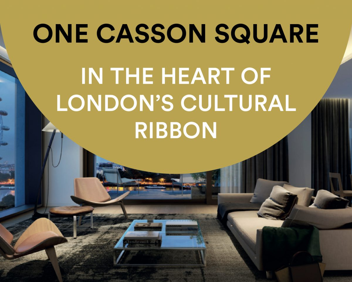 One Casson Square