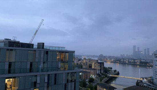 User submitted image of Union Wharf, SE8