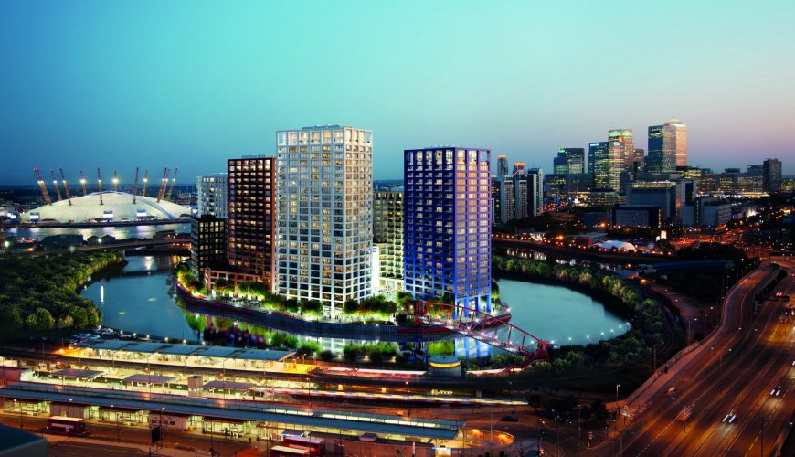 Image of London City Island, E14