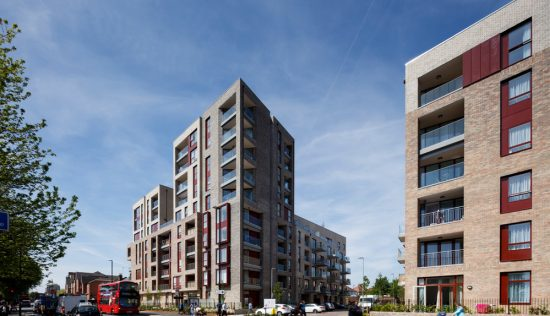 Image of Silchester Apartments by A2Dominion Rental Only, TW7