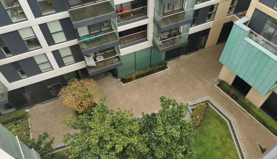 User submitted image of Central Square, EC1V