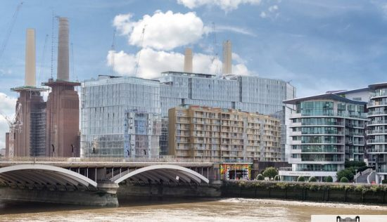 User submitted image of Battersea Power Station, SW8