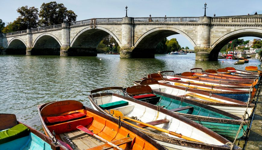 Top 10 places to live in West London