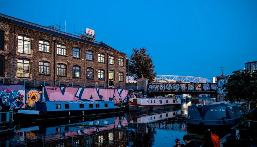 Hackney Wick: What to do and where to live