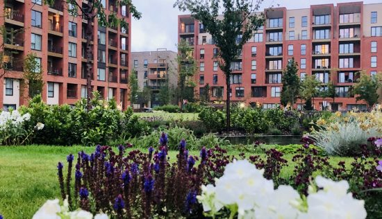 User submitted image of Colindale Gardens, NW9