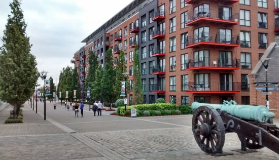 User submitted image of Royal Arsenal Riverside, SE18