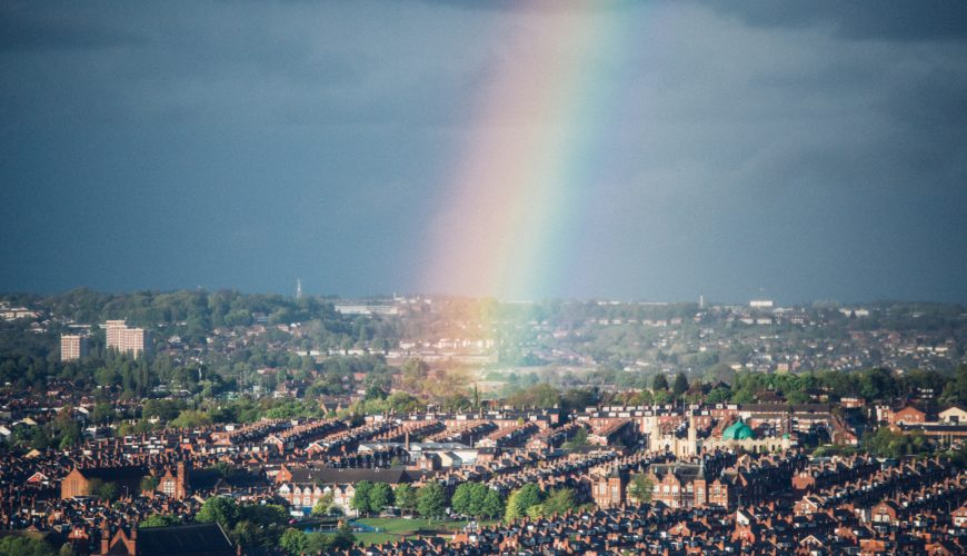 Top 5 places to live in Leeds