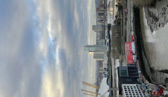 User submitted image of London City Island, E14