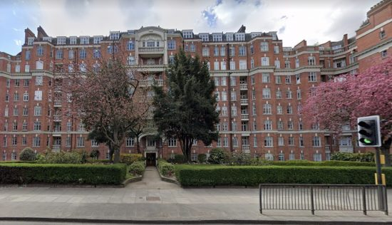 Clive Court, W9