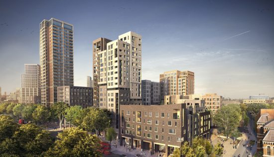 Elephant Park Shared Ownership by L&Q, SE17