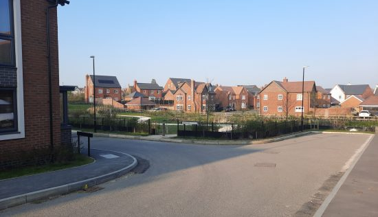 User submitted image of Crest Nicholson at Houlton, CV23