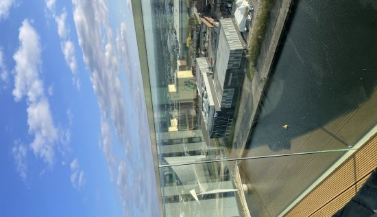 User submitted image of The Green Rooms MediaCityUK, M50