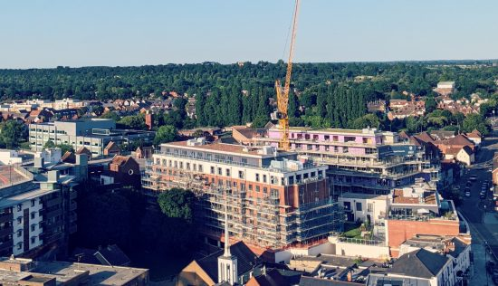 User submitted image of Berkshire House, SL6