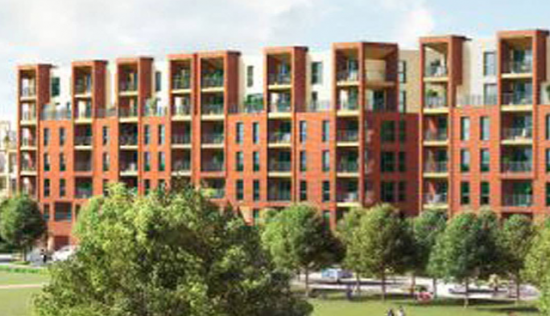 Peabody at Colindale Gardens, NW9
