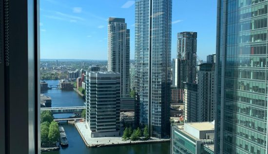 User submitted image of South Quay Plaza, E14