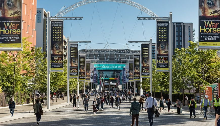 5 best places to live in Wembley Park