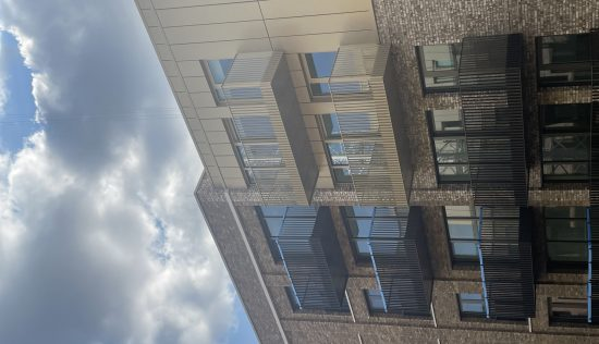 User submitted image of The Silk District, E1