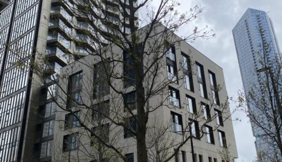 User submitted image of 10 George Street, E14
