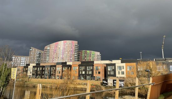 User submitted image of Climate Innovation District, LS9