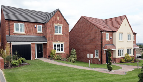 Bellway Homes at City Fields, WF3